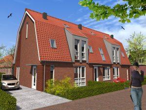 Willem Alexanderhof woningtype f Maxima